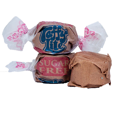 TT813 - N.S.A. Chocolate Salt Water Taffy  1.14 kg