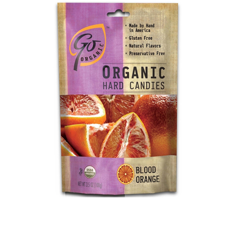 GL526 - Organic Blood Orange Candy 100 mg 6ct Tray