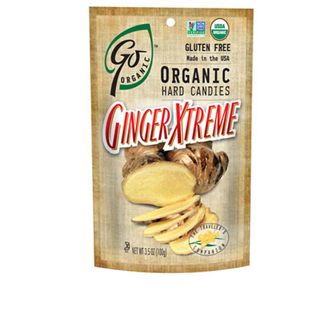 GL528 - Organic Ginger Extreme 100 gm 6ct tray