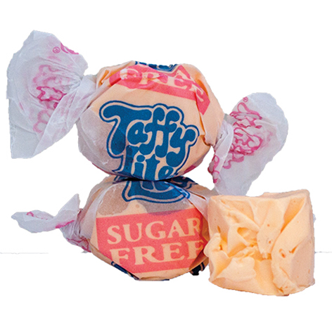 TT817 - N.S.A. Orange Salt Water Taffy  1.14 kg